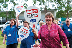 Cover story - Country rallies for ratios - CH170413nursesrally-3