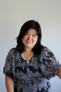 """If I could change things it would be to free me up to spend more time with my patients."" - Mimi Chu, community nurse"