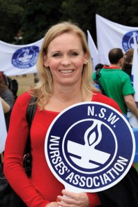 Rhonda Burke, CNS, Mona Vale and Manly Hospital