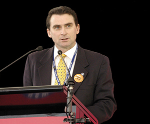 """I am happy to report that these initial meetings were a cordial opening..."" - Brett Holmes   NSWNMA General Secretary Brett Holmes reports on initial talks with the state government to kick start negotiations for the 2013 Public Health System Award."