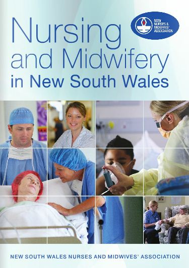 Nursing midwifery NSW
