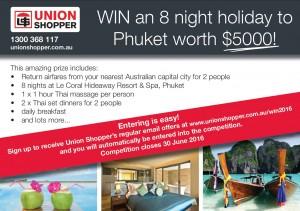 Union Shopper Competition