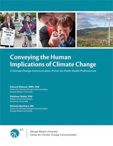 Climate Change - Health at risk from extreme climate - 4CCommunicationPrimerConveyingtheHumanImplicationsofClimateChange-1