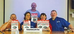 Tamworth for lamp