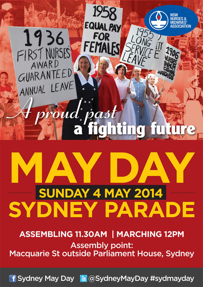 May-Day-Sydney-Parade