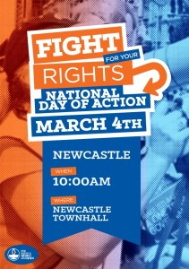 National Day of Action Newcastle_001