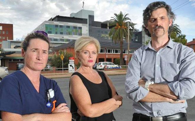 funding cuts lead to wagga staff shortages  u2013 nsw nurses