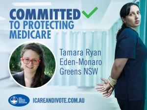 Greens-vote-card-Tamara-Ryan