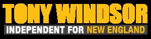 Tony Windsor logo