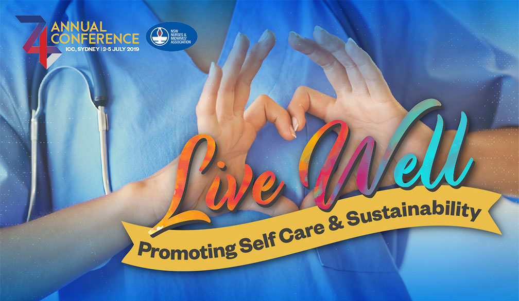NSW Nurses and Midwives' Professional Day 2019